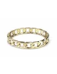 B174-Bracelet tresse doré