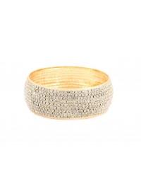 B202-Bracelet large strass
