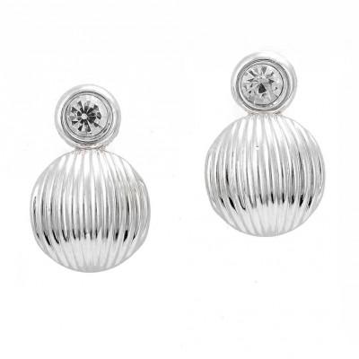 E525-Boucles d'oreilles classique