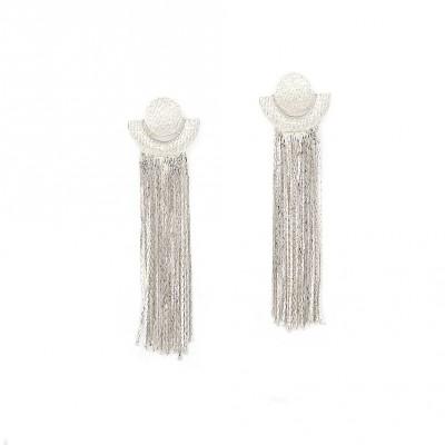 E535-Boucles d'oreilles pendentes