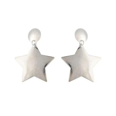 Boucles d'oreilles étoiles