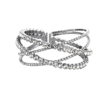 bracelet multi rangs zag