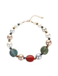 bracelet chaîne de nacres multi
