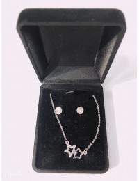 N8950-parure collier pendentif